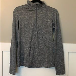 Xersion 1/4 Zip Workout Pullover Top NWT